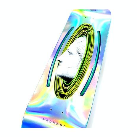 """Madness Fardell Escape 8.5"""" Skateboard Deck - Holographic"""