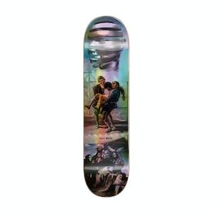 "Madness Trey Blackout 8.25"" Skateboard Deck - Holographic"