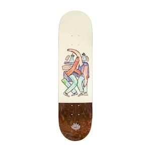 """Magenta x Lucas Beaufort 8.125"""" Skateboard Deck"""