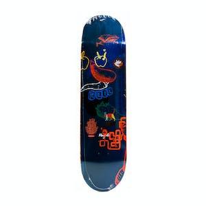 "Magenta Leap 8.125"" Skateboard Deck - Feil"