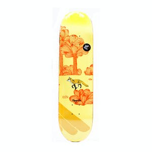 "Magenta Leap 8.125"" Skateboard Deck - Fox"