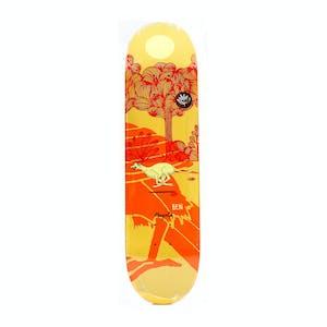 "Magenta Leap 8.125"" Skateboard Deck - Gore"