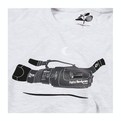 Magenta VX T-Shirt - Ash