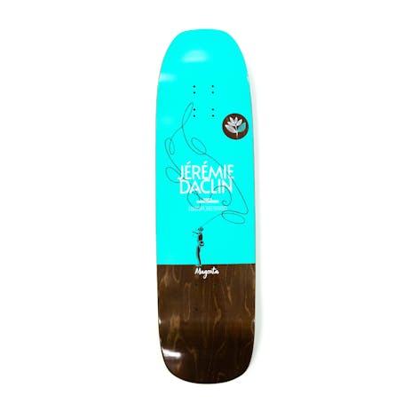 "Magenta Daclin Guest 8.6"" Skateboard Deck"