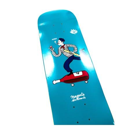 "Magenta Le French 8.25"" Skateboard Deck"
