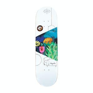 """Magenta Visions 8.4"""" Skateboard Deck - Fox"""