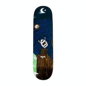 "Magenta Visions 8.25"" Skateboard Deck - Lannon"
