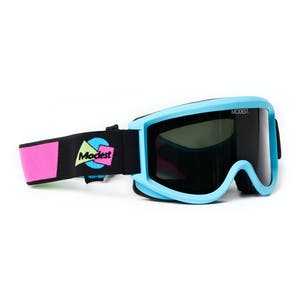 Modest. Team Snowboard Goggle 2018 - Throwback