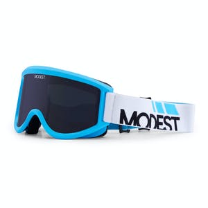 Modest. Team Snowboard Goggle 2019 - Blue