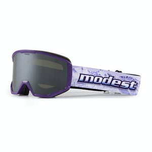 Modest. Realm Snowboard Goggle 2019 - Andy James