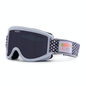 Modest. Team Snowboard Goggle 2019 - Salmon Arms