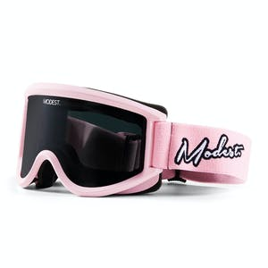 Modest Team Snowboard Goggle 2020 - Pink