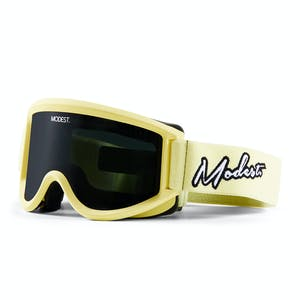 Modest Team Snowboard Goggle 2020 - Yellow