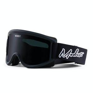 Modest Team Snowboard Goggle 2020 - Black