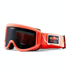 Modest Team Snowboard Goggle 2020 - Salmon Arms