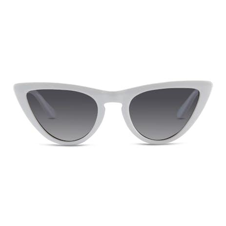 Modest. Haze Sunglasses - White