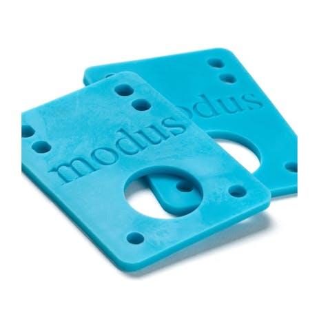 "Modus 1/8"" Riser Pads 2 Pack - Blue"