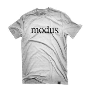 Modus OG Logo T-Shirt — Ath. Heather
