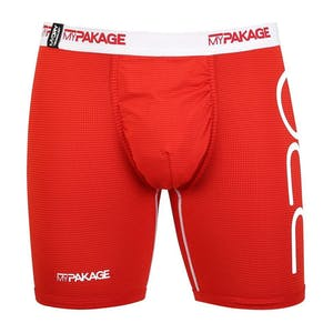 MyPakage Pro Series Underwear — Red/White
