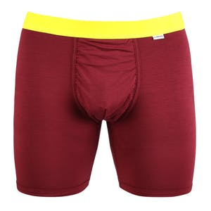 MyPakage Weekday Underwear - Burgundy/Yellow