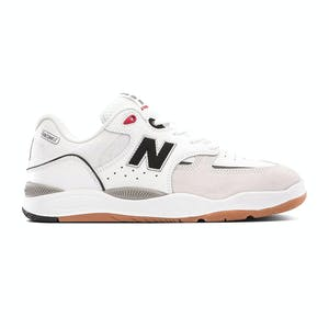 New Balance Tiago NM1010 Skate Shoe - Black/White