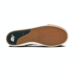 New Balance Foy NM306 Skate Shoe - Black/Rust