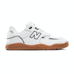 New Balance NM1010 Skate Shoe - White/Gum/Black