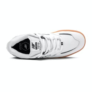 New Balance NM1010 Skate Shoe - White/Gum/Black