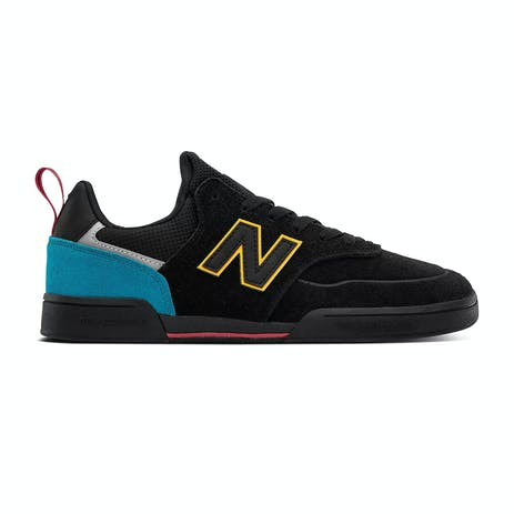 New Balance NM288 Sport Skate Shoe - Black/Yellow