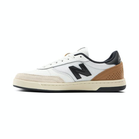 New Balance NM440 Skate Shoe - White/Navy