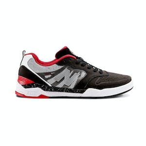 New Balance NM868 Skate Shoe - Grey/White/Red