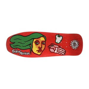 "New Deal Morrison Bird Hand 9.875"" Skateboard Deck - Reissue"