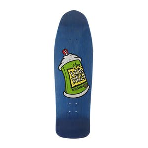 "New Deal Spray Can 9.75"" Skateboard Deck - Reissue"