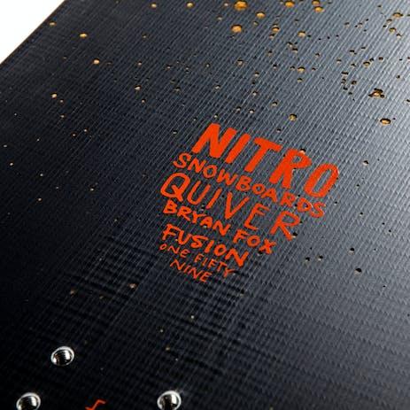 Nitro Fusion Snowboard 2022