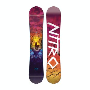 Nitro Beauty Women's Snowboard 2021