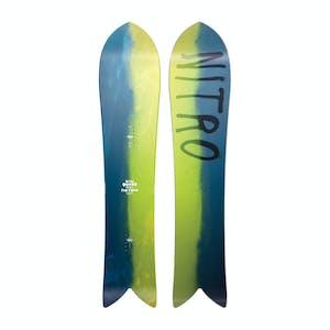 Nitro FinTwin Snowboard 2021