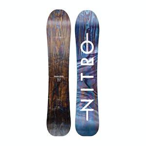 Nitro Woodcarver Snowboard 2021
