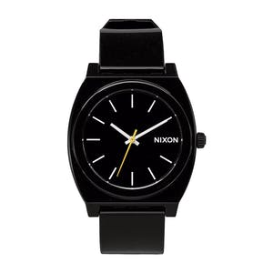 Nixon Time Teller P Watch - Black