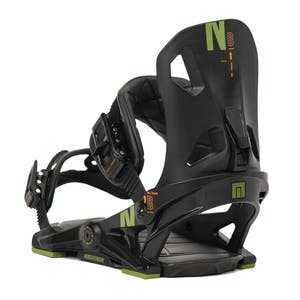 Now Brigade Snowboard Bindings - Black
