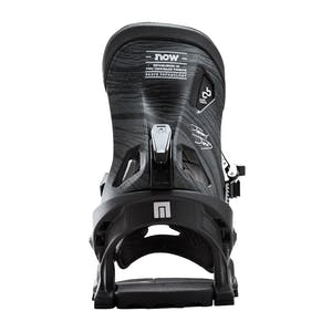 Now Drive Snowboard Bindings 2019 - Black