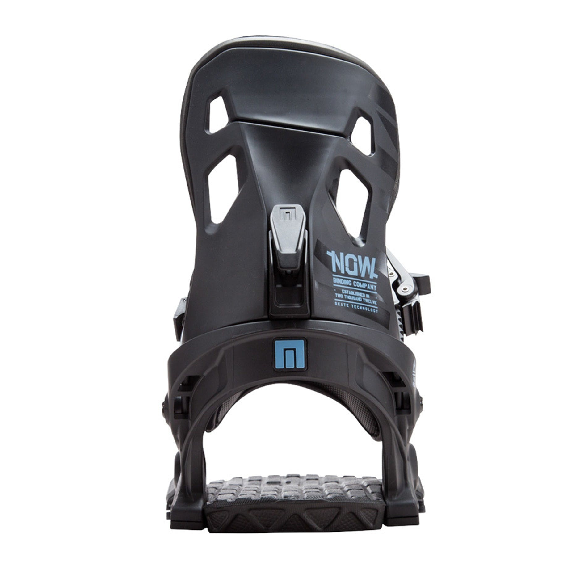 Now Pilot Snowboard Bindings 2019 - Black