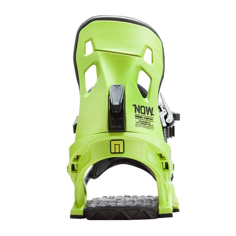 Now Pilot Snowboard Bindings 2019 - Lime