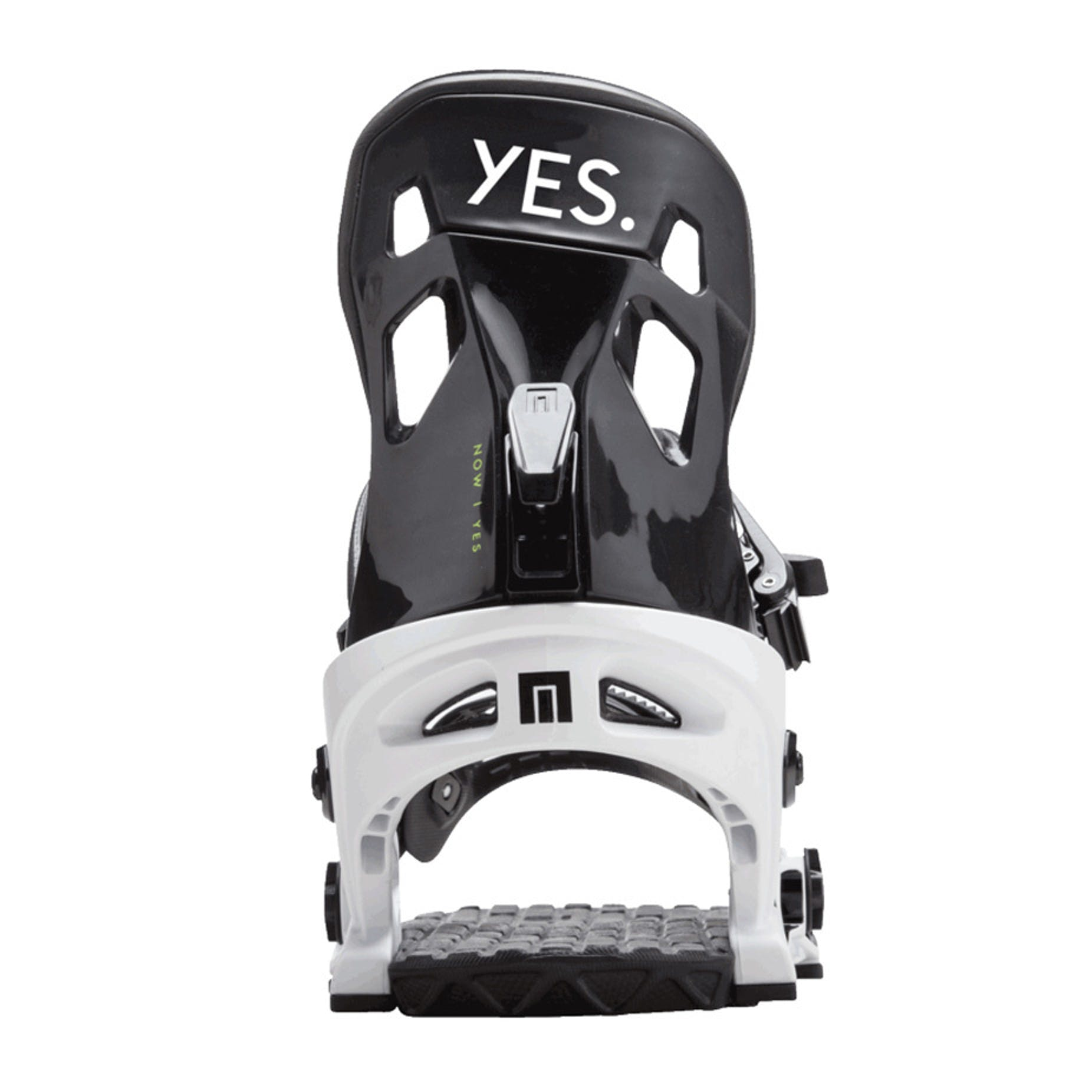 Now X YES. Collab Snowboard Bindings 2019