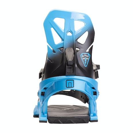 Now Brigade Snowboard Bindings 2020 - Blue