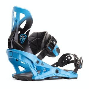 Now Brigade Snowboard Bindings 2020 - Blue