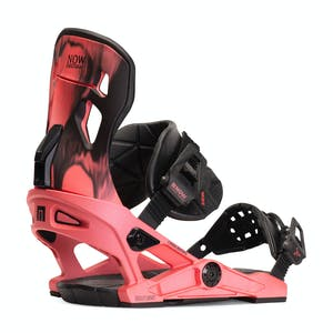 Now Conda Women's Snowboard Bindings 2020 - Coral