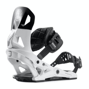 Now x Captain Fin Snowboard Bindings 2020