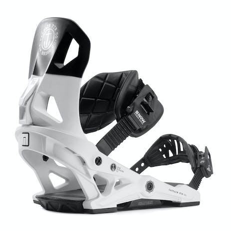 Now x Captain Fin Snowboard Bindings 2020