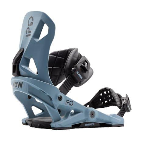 Now IPO Snowboard Bindings 2021 - Blue