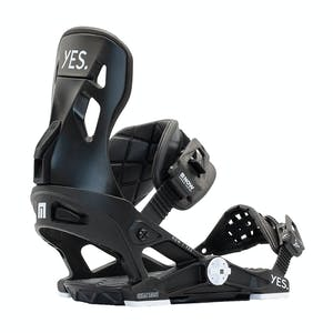Now x YES. Snowboard Bindings 2021 - Black
